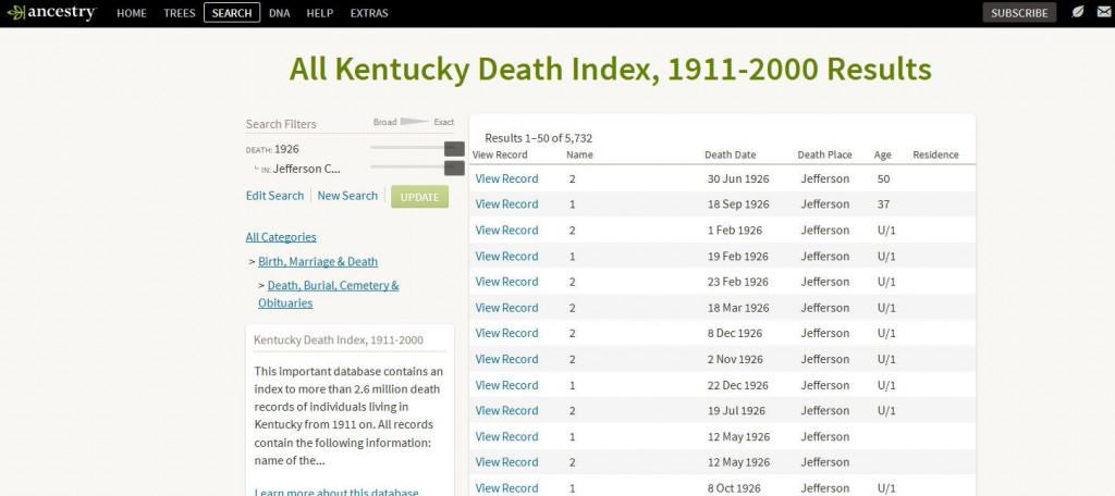 1926 deaths