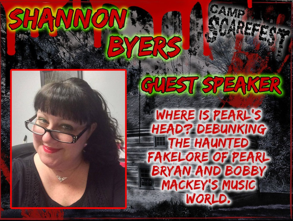 scarefest shannon